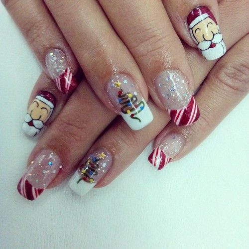 Las 25 mejores ideas sobre u as postizas de gel en Fashion style and nails facebook