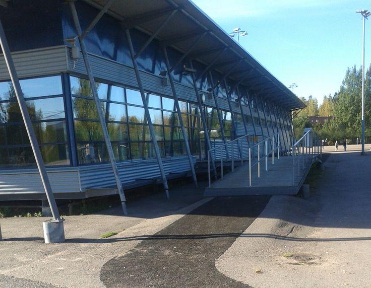 Pukinmäen urheilupuisto paikassa Helsinki, Uusimaa