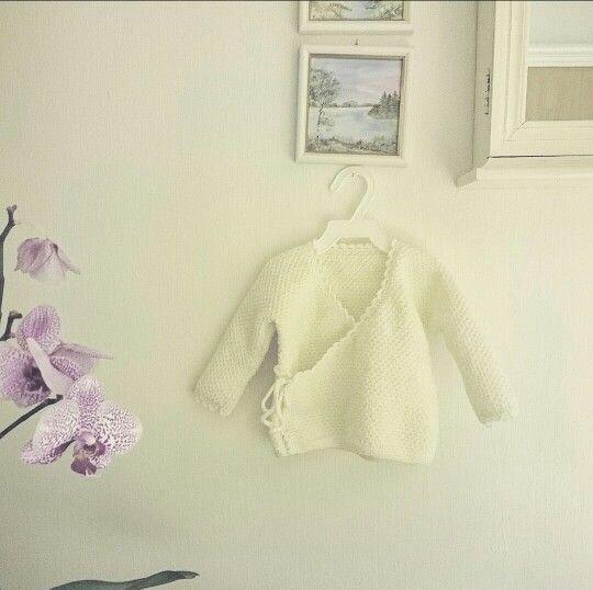 Baby-omslagsjakke