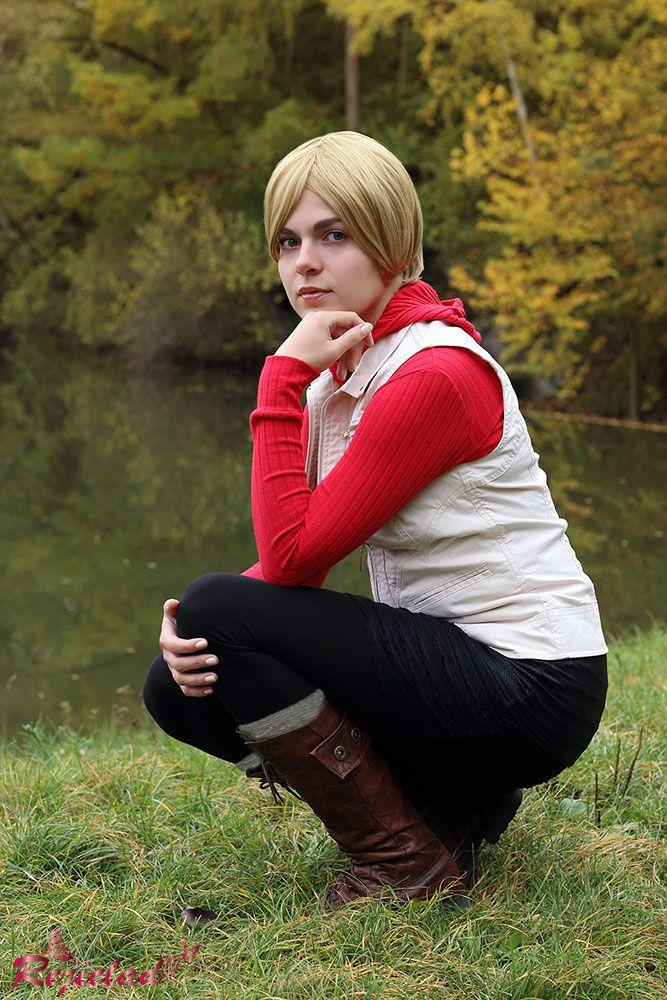 Heather Mason / Sharon Da Silva Silent Hill Revelation cosplay I by Rejiclad