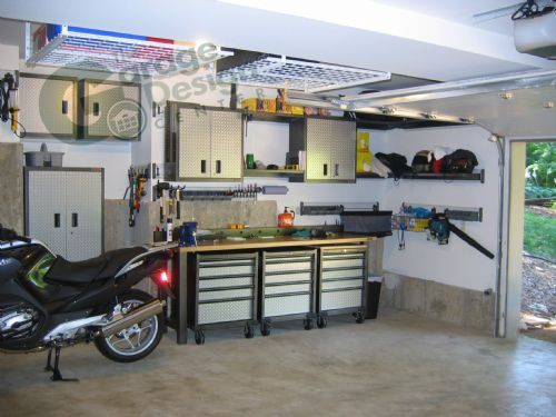 17 best motorcycle garage images on pinterest more best for Motorcycle garage plans