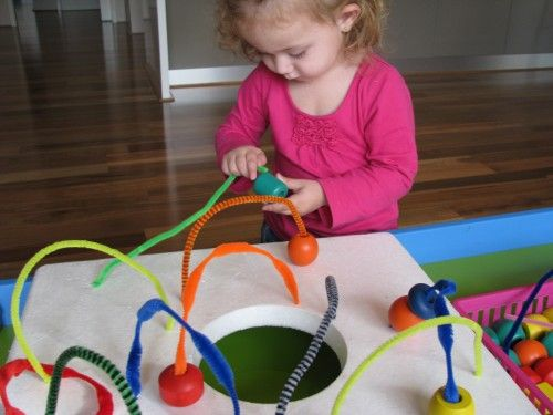 Pipe+Cleaner+Maze