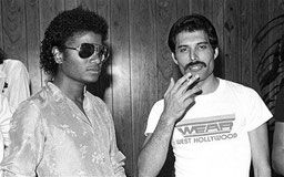 Джексон обожал Фредди Меркьюри. Но создать совместный клип они не успели