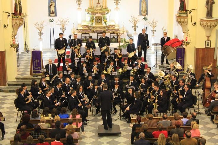 """Banda de Música de """"LA Mezquita"""". Alboloduy el pueblo de los músicos. Alboloduy. Alpujarra. Almería. Música. Cultura."""