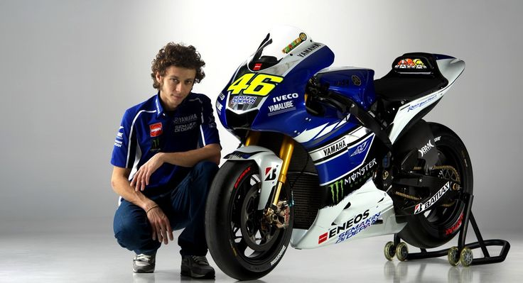 Image for Valentino Rossi Racing HD Wallpaper
