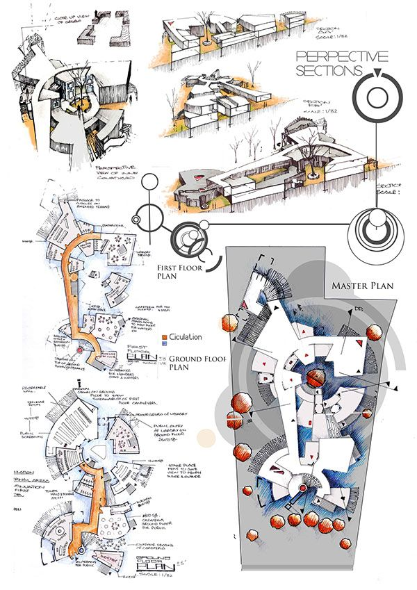 Undergrad Architecture Projects: 2007-2011