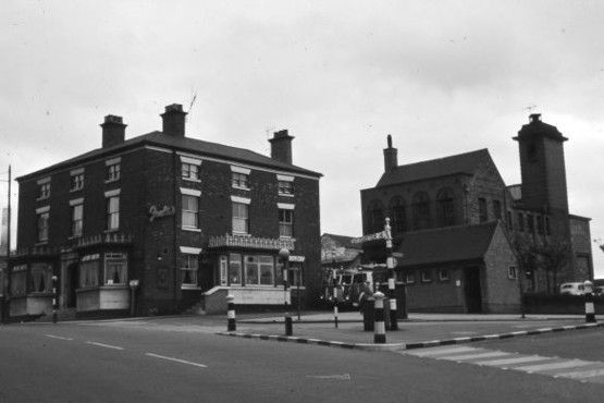 View all the latest pictures in the gallery, More unseen images of Longton: Bert Bentley Collection, on Stoke Sentinel.