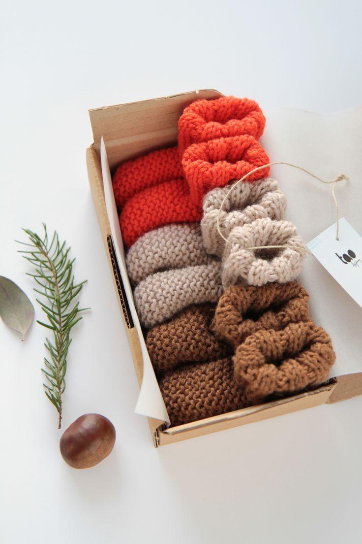 les tricots de Granny: Coffrets trios, duo
