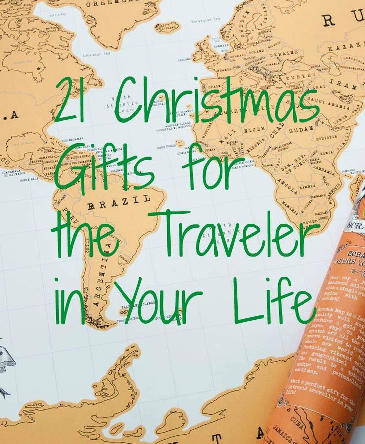 99 best gifts for travelers images on pinterest travel stuff do you stress about presents for your loved ones around christmas time the world beneath sciox Images