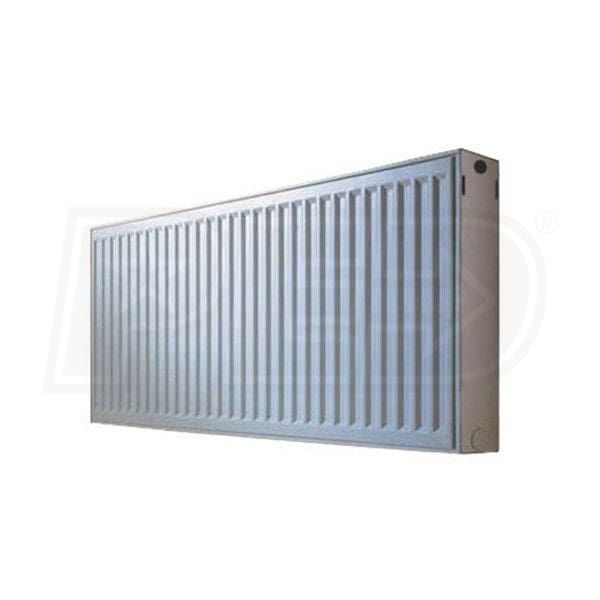 "$327.  16"" x 20"". Buy Buderus 7738003525 Today. Free Shipping. Tax-Free. Check the Buderus Model 22 - 2,713 BTU - Hydronic Panel Radiator - 24-Inch H x 16-Inch W x 4-Inch D ratings before checking out."