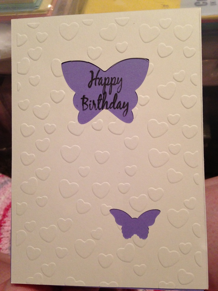A birthday card