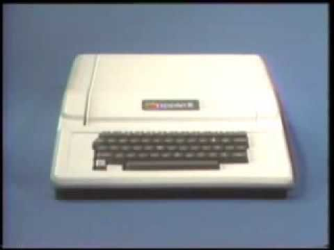 Fourteen Ways to Celebrate the Apple II's 35th Birthday  . . .  #5: Watch first TV ad