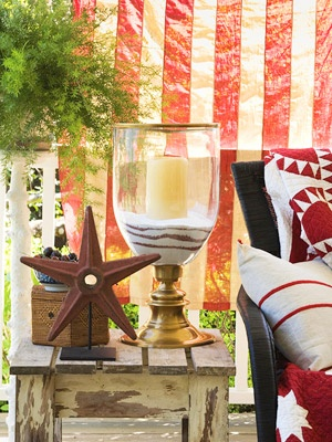 Easy DIY Decorations for the Fourth of July