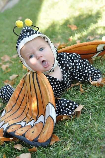Costumes butterfly
