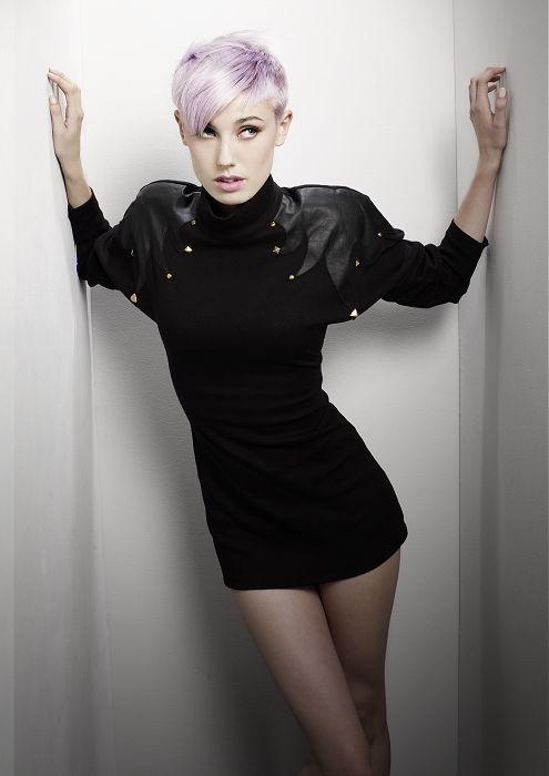 HOB Salons short blonde Hairstyles
