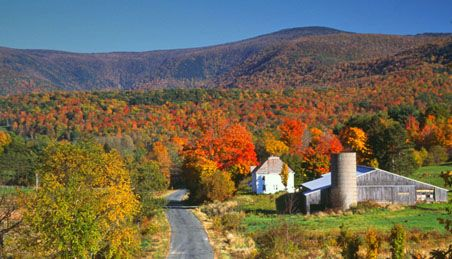 Need a #WeekendGetaway? How about spending some time in the Berkshire Mountains. Here's your itinerary! #Travel