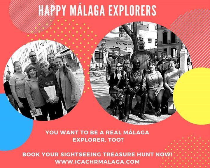 Sonne satt und Sightseeing-Laune... Unsere Stadtschatzsuche in Málaga macht URLAUBER ZU ENTDECKERN! Auf der privaten Stschaschatzsucher Tour seid ihr ganz unter euch schaut nach versteckten Details und findet mit etwas Glück am Ende den geheimen Schatz von Málaga. Während eurer Tour könnt die Gassen und Plätze der Stadt UNKOMPLIZIERT gemütlich und stressfrei unter die Lupe nehmen hier und da eine Eis- oder Kaffepause einlegen und die Seele im Urlaubsmodus baumeln lassen.  Für ganz besondere…