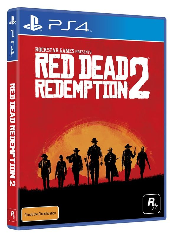 Red Dead Redemption 2 ~ PS4
