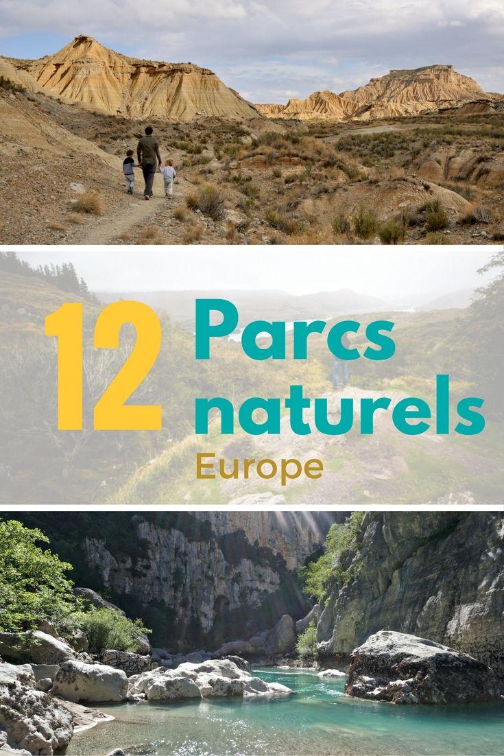Les plus beaux parcs naturels d'Europe selon 12 blogueurs voyage