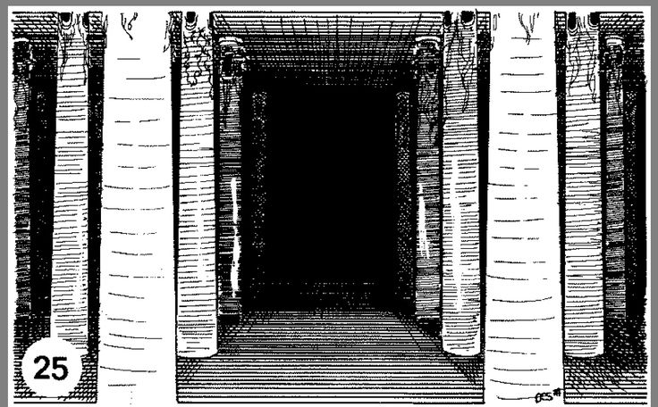 Tomb of Horrors - Pillared Throne Room