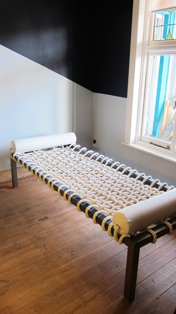 Woven Rope Daybed by Dark Horse in Cape Town