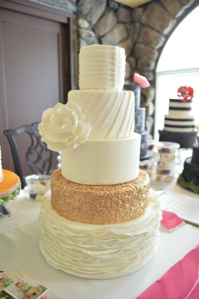 75 best Wedding Cake Inspiration images on Pinterest | Cake wedding ...