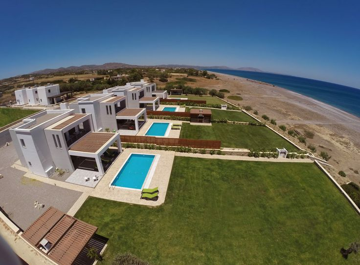 Prasonisi Beach Villas