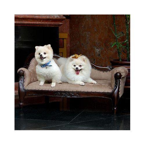 Found it at Wayfair - Victorian Dog Sofa