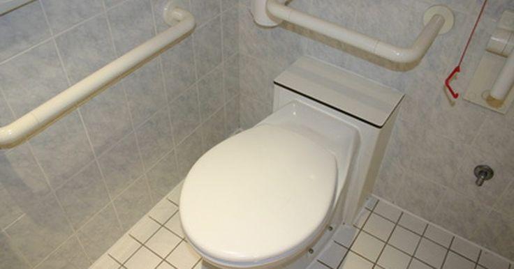 Baño Adaptado Para Discapacitados:sobre Baño Para Discapacitados en Pinterest