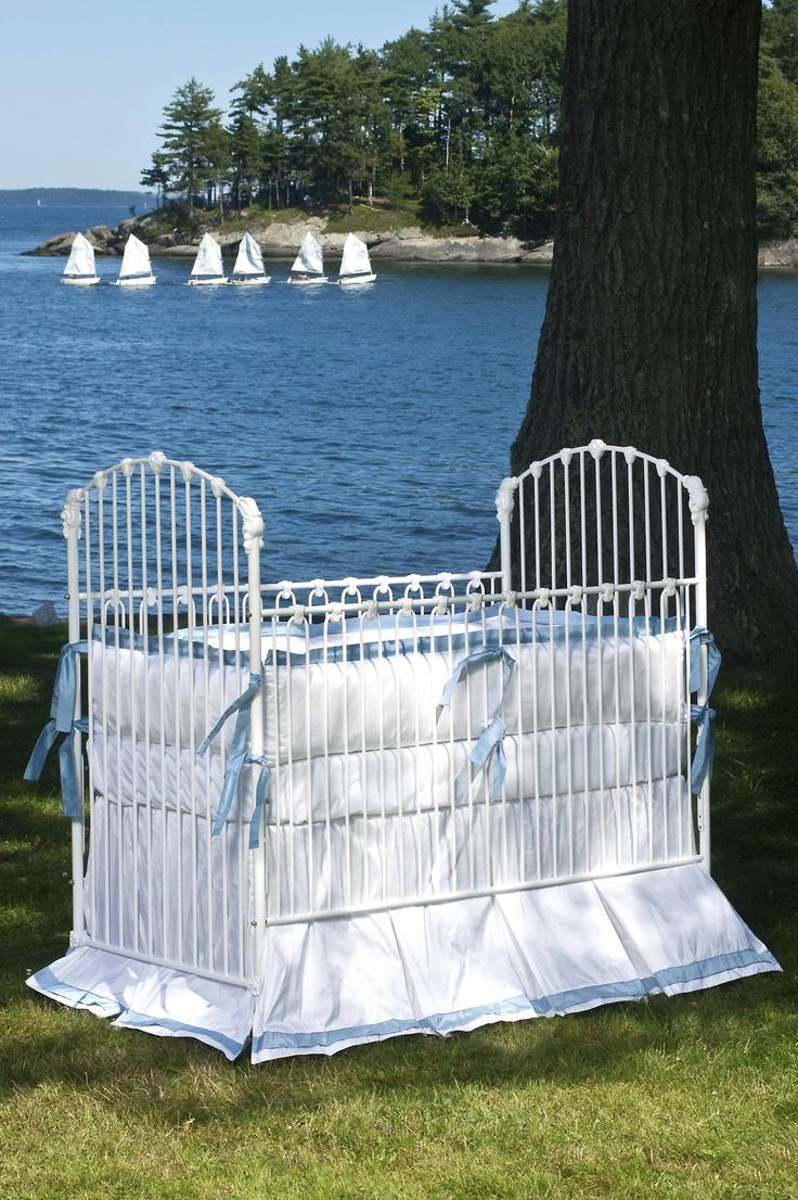 Crib for sale essex - Essex Crib Bedding By Lulla Smith