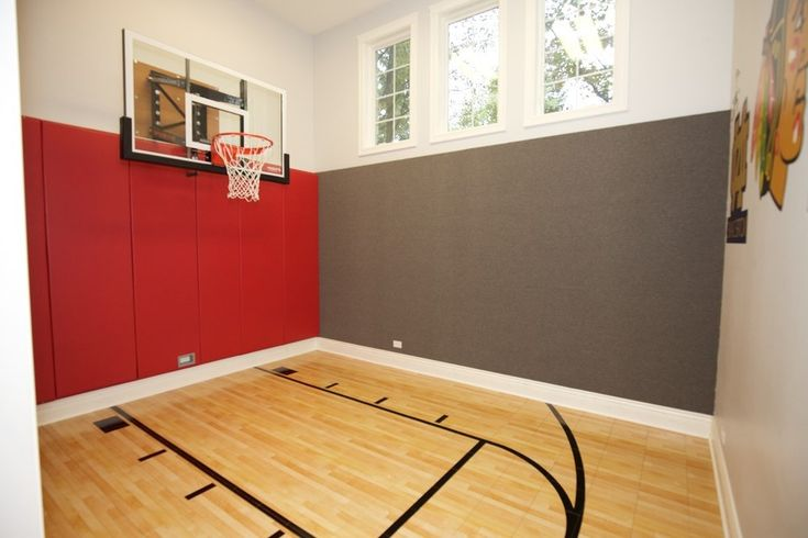 Indoor Basketball Court Basement Traditional with Sport Contemporary Game Table Accessories
