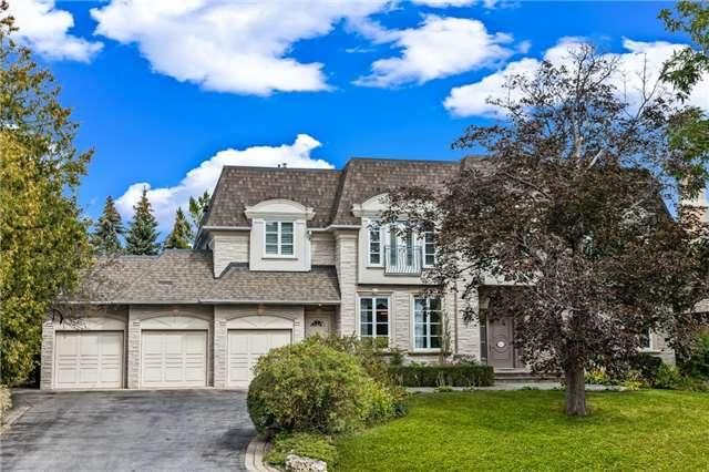 """LUXURY HOME: * Prestigious """" Arnold Avenue """" - In Prime Thornhill! * ~ Large 5800 Sq.Ft. Estate On Large & Private 100 Ft. X 178 Ft. Lot!~ Brick & Stone Construction!~5+2 Bed, 8 Wash!~3 Car Garage!~10 Foot Ceilings On Both *1st & 2nd Flrs*!~ Finished Walk-Out! Private Backyard Oasis!~ Large Cathedral Center Hall W/ Skylight! Strip Oak Hardwd Flrs!~2 Juliette Balconies! Lower Level With W/O Rec. Rm+ 2 Bed Rms W/ 2 Full Washrms + Exercise Rm!~ Sauna In Master En-Suite!"""