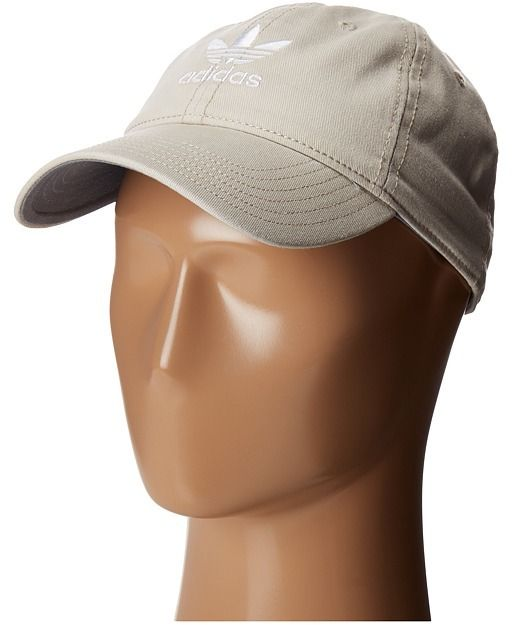 adidas Originals Relaxed Strapback Hat Caps