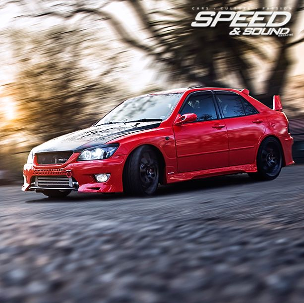 Issue 159 Cover Car. Foreign Invasion, 1000hp Mozambican Lexus IS300  Powered By A 2JZ