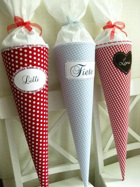 Schultüte Zuckertüte für zukünftige Führungskrä... - ★ Geschenke Geburt/Taufe/Geburtstag von milimili-shop - Schultüten - Schule & Lernen - DaWanda