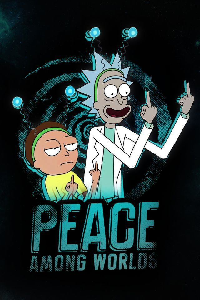 Wallpaper Iphone 8 Plus Girly Lot Live Wallpaper Iphone X Jailbreak Gadgets And Gizmos Nairobi Rick And Morty Stickers Rick And Morty Image Funny Wallpaper