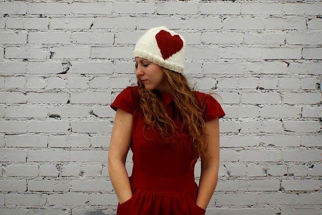 Free Valentine's Pattern - Relevant Holiday Knitting