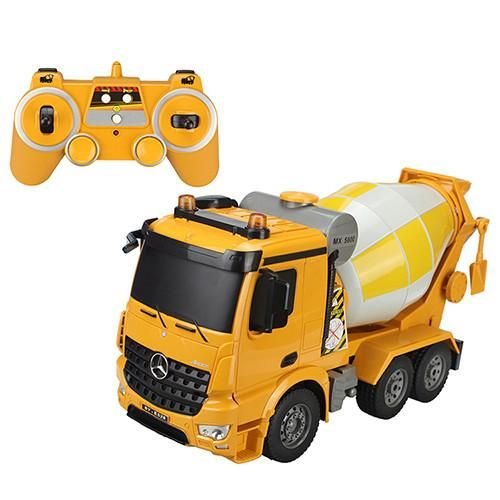 ConcreteMixer™ - Fully Functional Professional RC Cement Mixer Truck