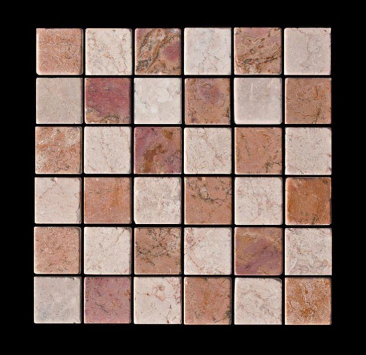 marmor naturstein mosaik fliese auf netz unsere marmormosaike sind vielfltig einsetzbar und verschnern kche bad oder sauna machen sich aber auch gut - Fantastisch Glasmosaik Fliesen Braunbeige Und Beige Fliesen