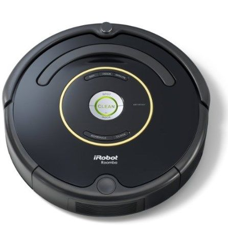 Robot Aspirador Roomba 650 Negro