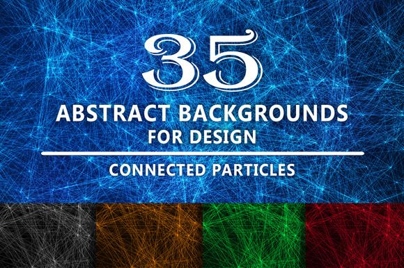 Abstract backgrounds for design by julvil on Creative Market