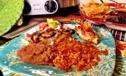 Kayla's Enchilada Casserole... crockpot recipe