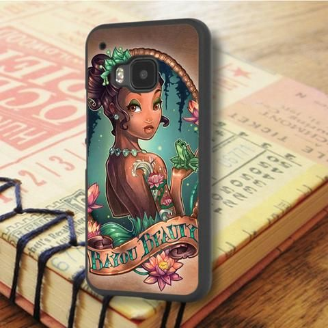 Tattooed Disney The Princess And The Frog HTC One M9 Case