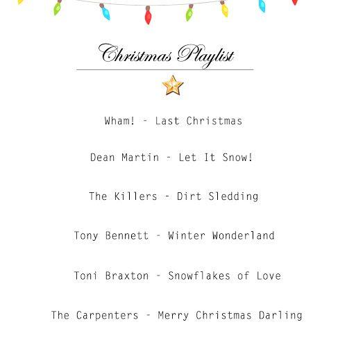Christmas Playlist - Brunch Club