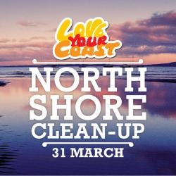Sustainable Coastlines are having a big clean-up of North Shore beaches tomorrow morning, Isabel and I will be down at Castor Bay 9:00am 31st of March, picking up loads of rubbish.