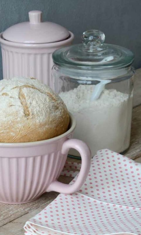 Voorraadpot roze mini | Wonen & keuken | 100% leuk