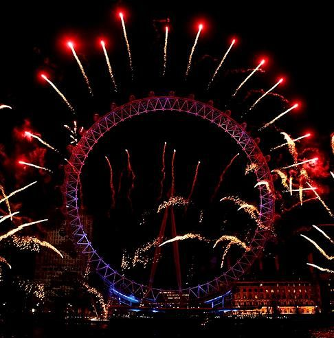 Best New Years Eve Images On Pinterest Beautiful Places - The 10 best places to spend new years eve in europe