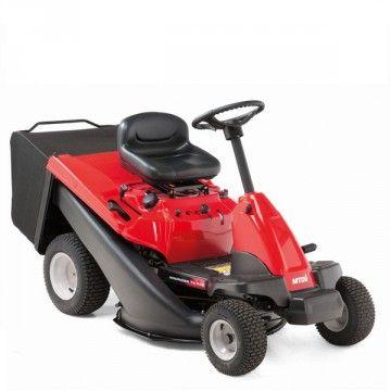 Trattorino MTD Minirider 76 RDE con Cesto Raccolta Motore MTDThorX8.2 kw Avviamento Elettrico - taglio 76 cm
