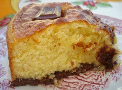 4 ingredientes e nada mais! Receita de bolo fácil e perfeito para o seu café da manhã, veja! - Aprenda a preparar essa maravilhosa receita de Bolo sem Farinha de Trigo