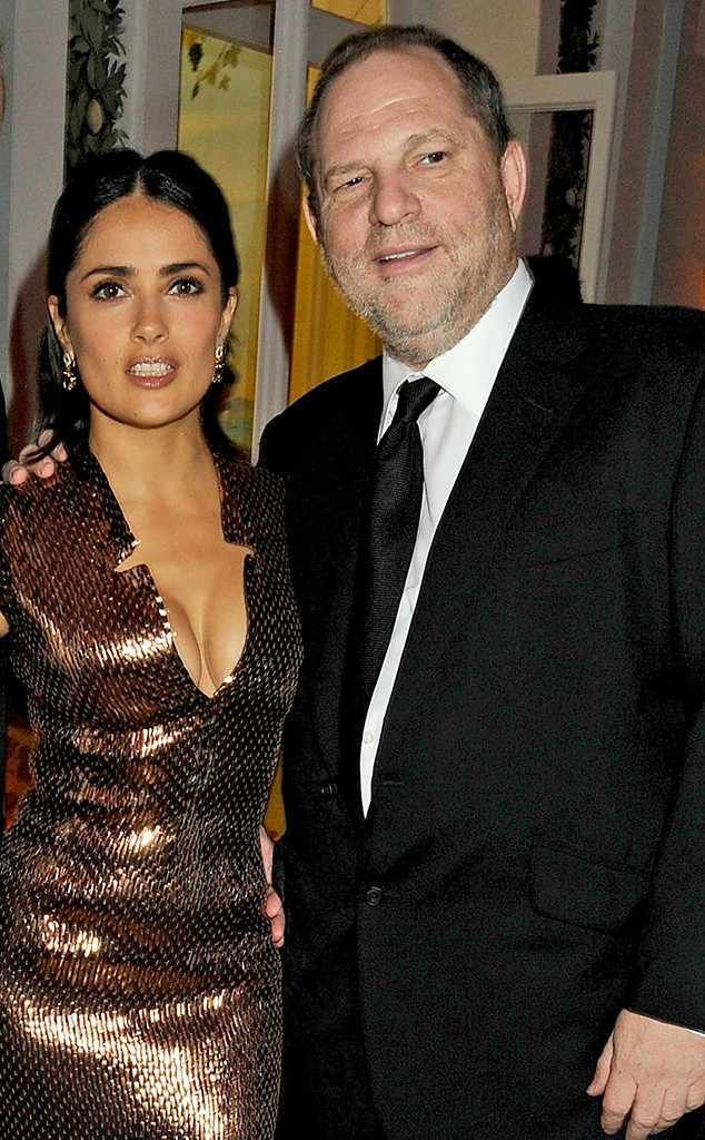For Years He Was My Monster  Salma Hayek Speaks On Harvey Weinstein Sexual Harassment